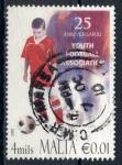 Stamps : Europe : Malta :  MALTA_SCOTT 1322 $0.25