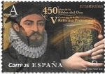 Stamps : Europe : Spain :  reforma protestante