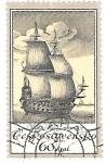 Stamps : Europe : Czechoslovakia :  barcos de época