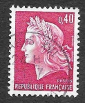 Stamps Europe - France -  1231 - Mariam