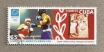 Sellos de America - Cuba -  XVIII Juegos Olímpicos Atenas