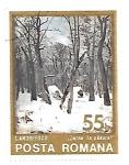 Sellos de Europa - Rumania -  pintura