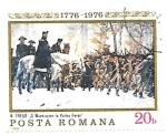 Sellos del Mundo : Europa : Rumania : pintura