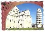 Sellos de America - ONU -  Pisa