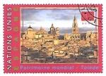 Sellos del Mundo : America : ONU : Toledo