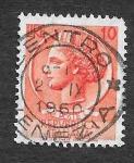Stamps Europe - Italy -  676 - Moneda de Siracusa