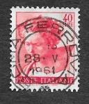 Sellos de Europa - Italia -  820 - Diseño de la Capilla Sixtina