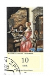 Stamps Europe - Germany -  pintura alemana (DDR)