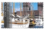Stamps Europe - Norway -  puerto deportivo