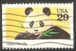 Sellos del Mundo : America : Estados_Unidos : 2116 - Panda gigante