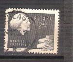 Sellos del Mundo : Europa : Polonia : RESERVADO ignacy jan paderewsky Y1050