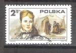 Sellos de Europa - Polonia -  helena mordrzejewska Y2240
