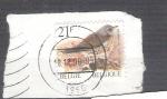 Sellos de Europa - Bélgica -  ave