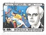 de Asia - Mongolia -  Bartok