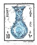 de Africa - Egipto -  jarrón