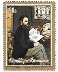 Stamps : Africa : Rwanda :  pintura
