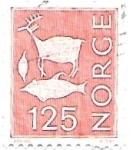 Stamps Norway -  básica
