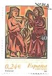 Stamps Spain -  músicos