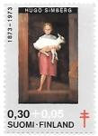 Sellos de Europa - Finlandia -  pintura