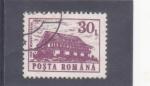 Stamps Romania -  CASA RURAL