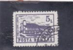 Stamps Romania -  HOTEL