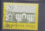 Sellos de Europa - Hungría -  castillo de  Martonvásár