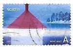 Stamps : Europe : Norway :  faro