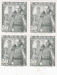 Stamps Spain -  general Franco (39)