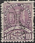 Sellos de America - México -  Cruz de Palenque