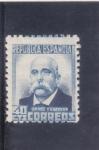 Stamps : Europe : Spain :  Emilio Castelar (39)