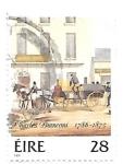 Stamps : Europe : Ireland :  pintura