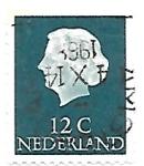 Sellos de Europa - Holanda -  básica