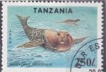 Stamps Tanzania -  MONACHUS TROPICALIS