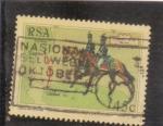 Stamps South Africa -  Dragones en el correo