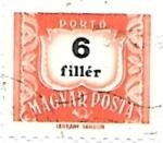 Stamps Hungary -  básica