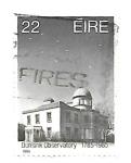 sello : Europa : Irlanda : edificio