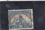 Stamps South Africa -  industria