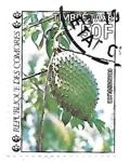 Stamps Comoros -  plantas
