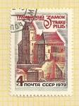 Stamps Russia -  Iglesia Zamok Traku Pilis