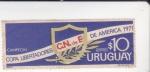Stamps : America : Uruguay :  Campeón Copa Libertadores