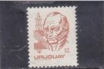 Sellos del Mundo : America : Uruguay : General José Artigas