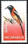 Stamps : America : Nicaragua :    TROUPIAL