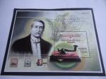 Stamps America - Colombia -  Presidente, Manuel Murillo Toro (1816-1880) Político y Escritor -