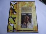 Stamps America - Colombia -  Premio Nobel de Literatura (1982)-Gabriel Garcia Marquez