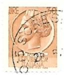 Sellos de Europa - Italia -  básica