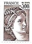 Stamps : Europe : France :  básica