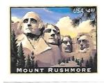 Sellos de America - Estados Unidos -  monte Rushmore