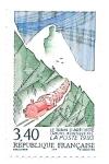 Sellos de Europa - Francia -  tren de Artouse