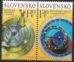 Stamps Europe - Slovakia -  Piezas de Cronometraje  2019 Eslovaquia  2,40€