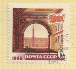 Stamps Russia -  Columna